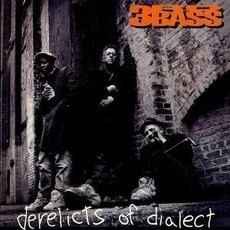 3rd Bass - Derelicts of dialect LP duplo