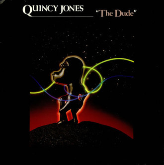 "Quincy Jones - ""The Dude"" LP"