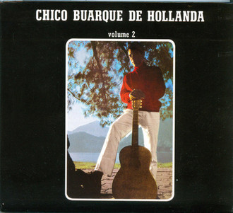 Chico Buarque de Hollanda vol. 2 LP MONO (ver fotos)