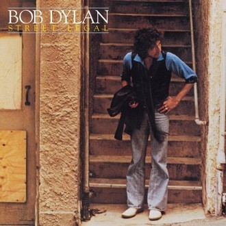 Bob Dylan - Street Legal LP
