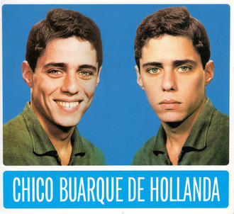 Chico Buarque de Hollanda S/T 1966 LP (original RGE/MONO)