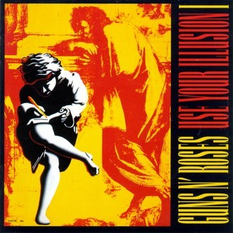 Guns n' Roses - Use your Illusion I LP duplo