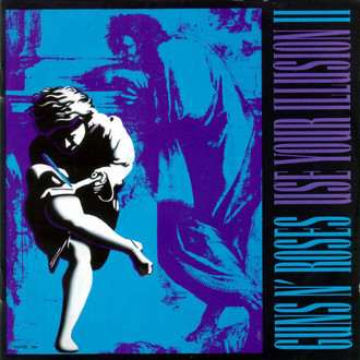 Guns n' Roses - Use your Illusion II LP duplo (capa com desgastes)