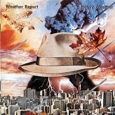 Weather Report - Heavy Weather LP (imp. UK)