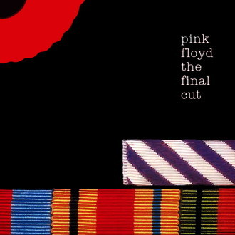 Pink Floyd - The Final Cut LP