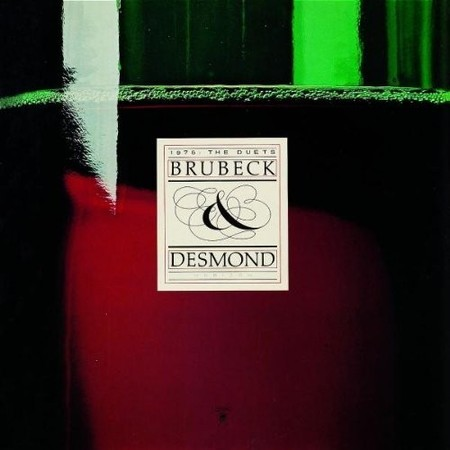Dave Brubeck e Paul Desmond - 1975: the duets LP (ótimo estado)