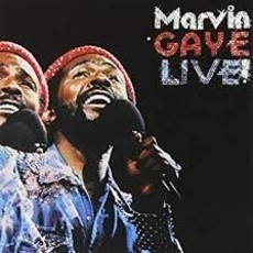 Marvin Gaye - live! LP