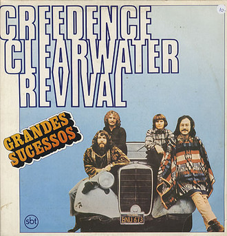 Creedence Clearwater Revival - Grandes Sucessos LP
