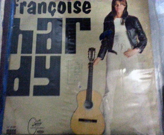 Françoise Hardy - Vogue LP