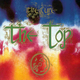 The Cure - The Top LP