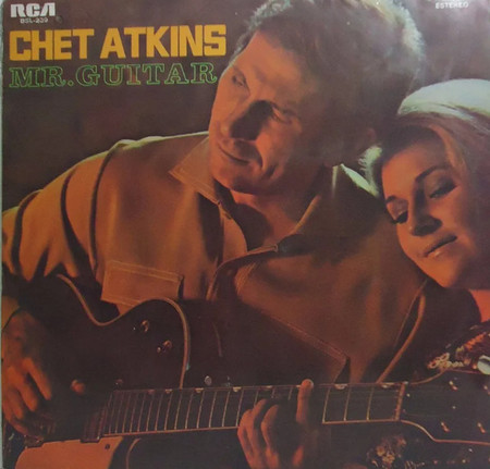 Chet Atkins - Mr. Guitar LP