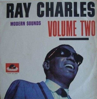 Ray Charles - modern sounds volume two LP