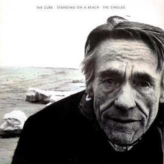The Cure - Standing on a Beach LP