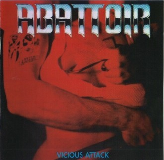 Abattoir - Vicious Attack LP (ver fotos)