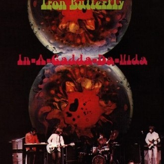 Iron Butterfly - in a gadda da vida LP
