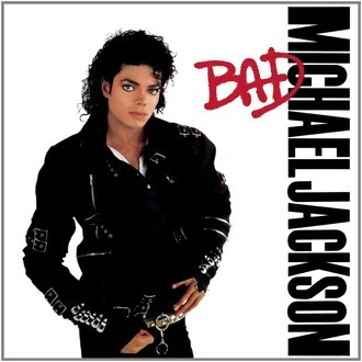 Michael Jackson - Bad LP (com encarte)