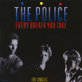 The Police  - Every breach you take: the singles LP