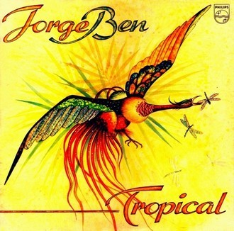 Jorge Ben - Tropical LP