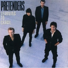 The Pretenders - Learning to Crawl LP