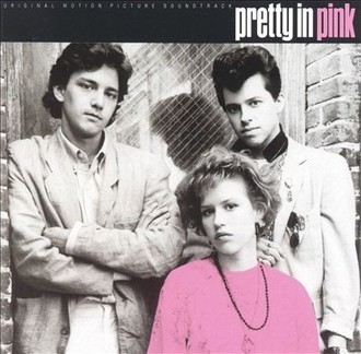 Trilha sonora do filme Pretty in Pink (Garota Rosa Shocking) LP