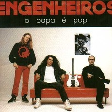 Engenheiros do Hawaii - O Papa é Pop LP