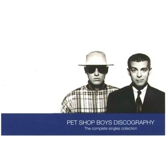 Pet Shop Boys - discography: the complete singles collection LP duplo