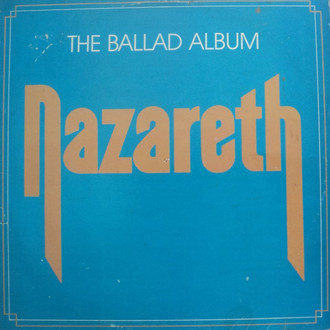Nazareth - the ballad album LP