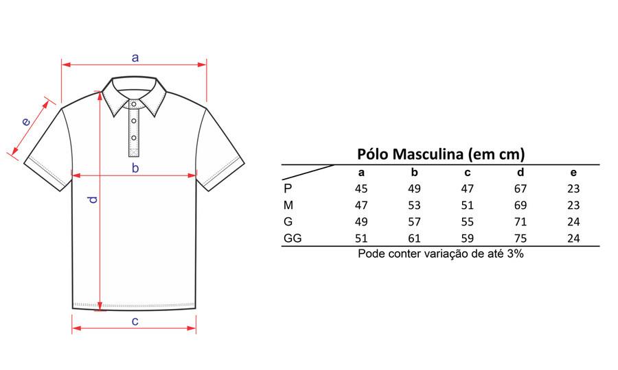019027587f Camisa Polo Imperial Ordem do Cruzeiro - Von Regium
