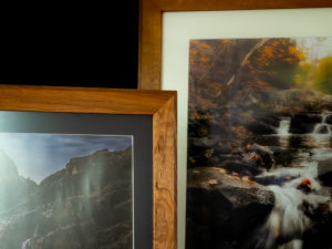 Photos In Hand Crafted Solid Wood Frames