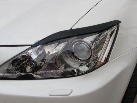 Headlight Eyebrows Eyelids for 2006 to 2008 Lexus IS300 IS250 IS350