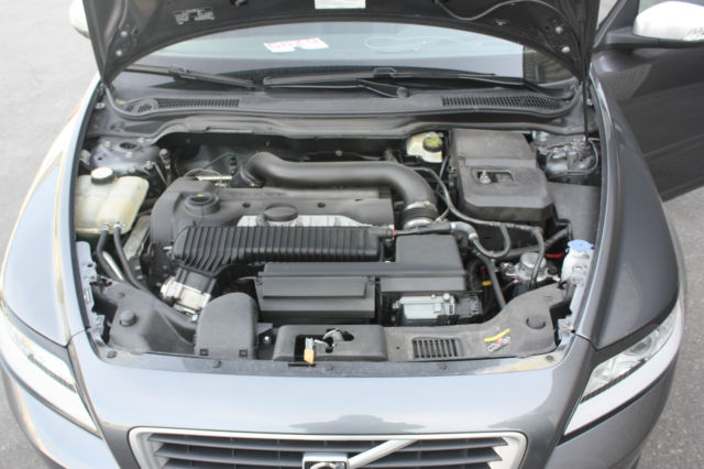 05-10 VOLVO S40 T5 TURBO AWD TRANSMISSION TRANNY GEARBOX GETRAG GEARTRONIC