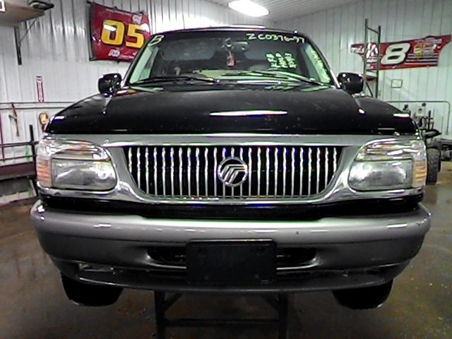 1997 MERCURY MOUNTAINEER FRONT SPINDLE KNUCKLE 4X4 LEFT 2588668