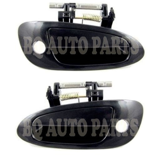 02-06 Altima Outer Exterior Outside Door Handle FRONT w/ KEYHOLE ...