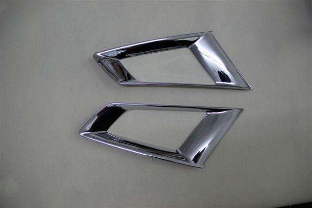 Chrome Grill Covers For Renault Koleos 2008-2011