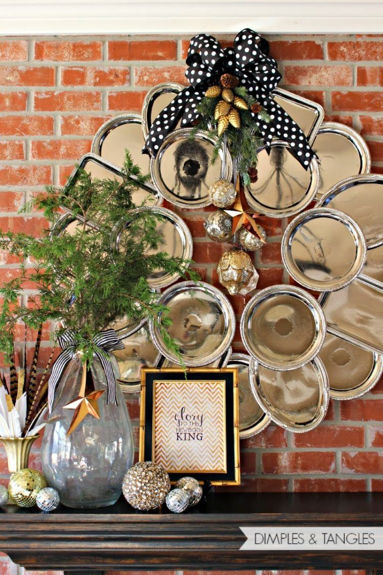 Try These 9 Ideas For Upcycling Dollar Store Trays