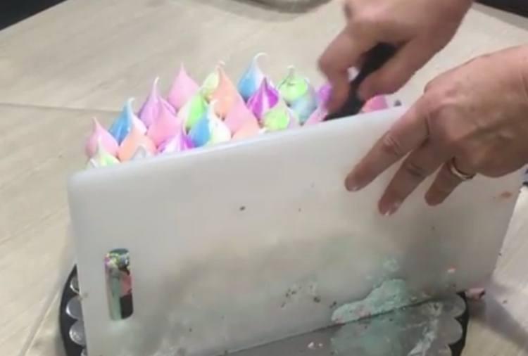 Cake-Cutting Hack