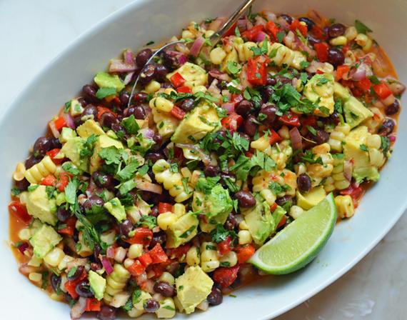 salad_blackbean