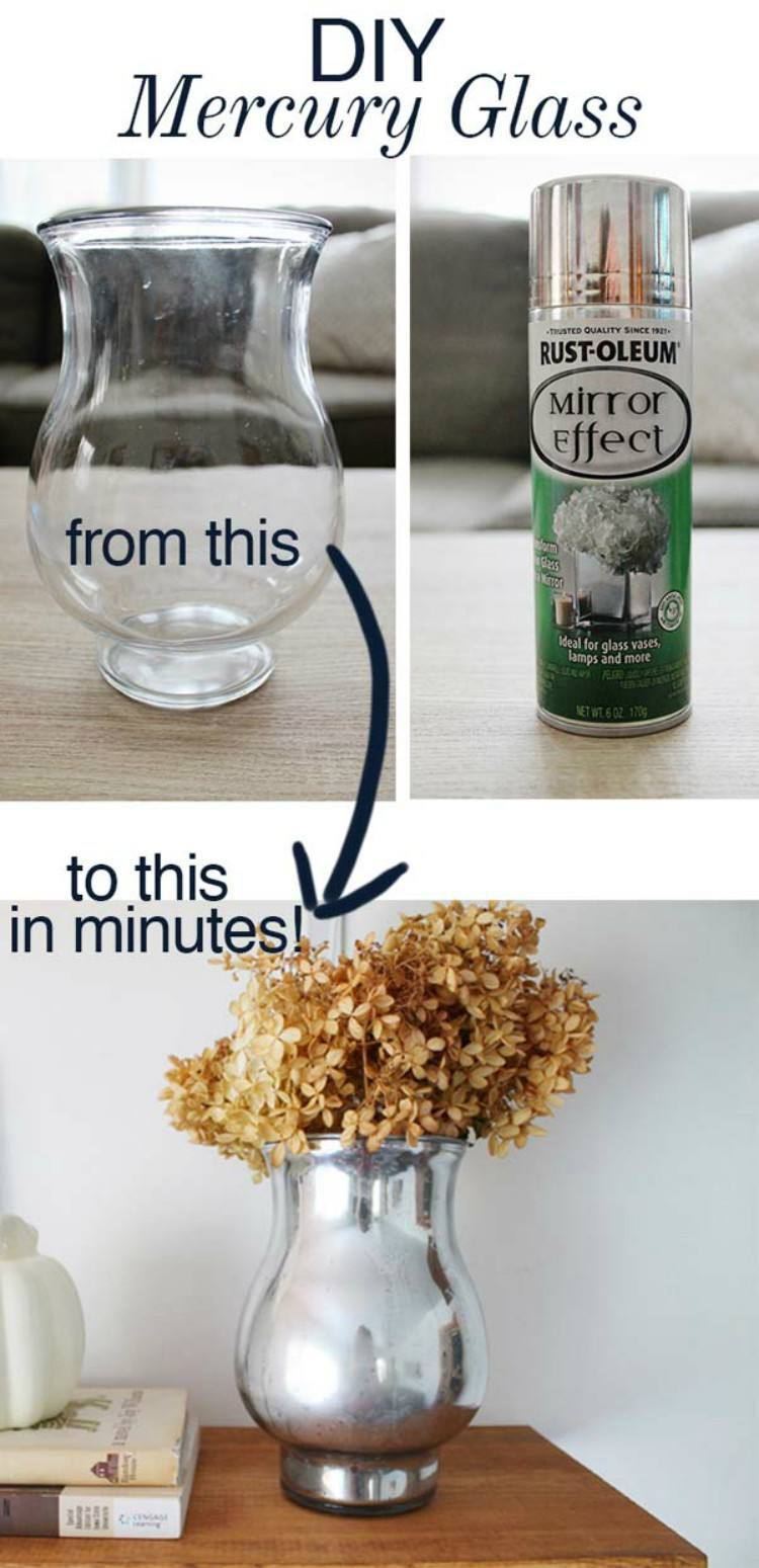 Spray Paint Vase
