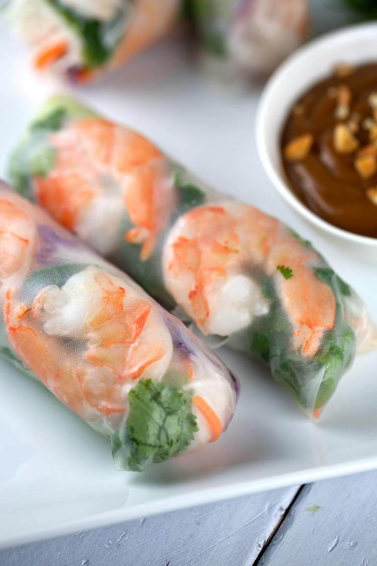 shrimp-spring-rolls-with-dipping-sauce jessica gavin