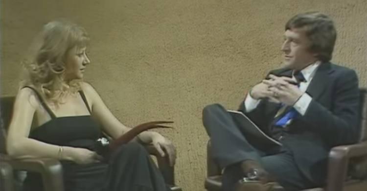 1975 interview between Helen Mirren and Michael Parkinson