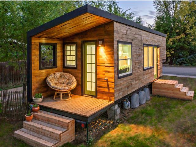 Minimalist Tiny House