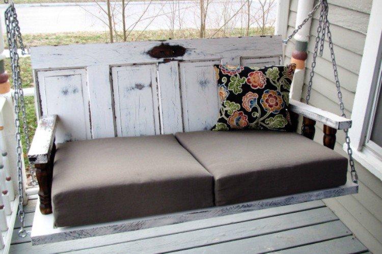 door porch swing