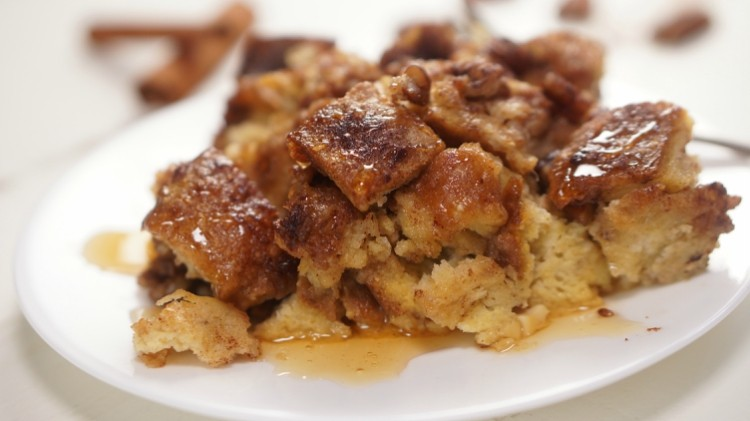 Slow Cooker French Toast 2