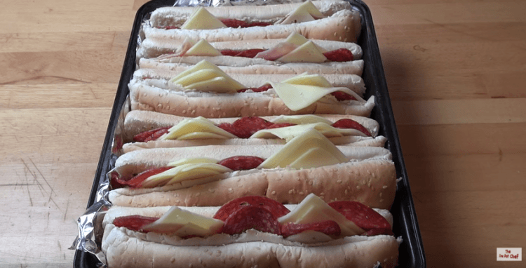 Italian Sandwiches Edited