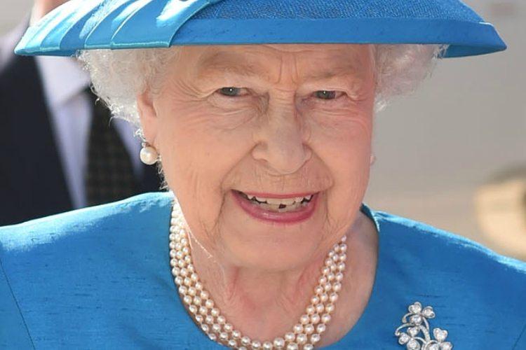 Queen Elizabeth II in June 2014