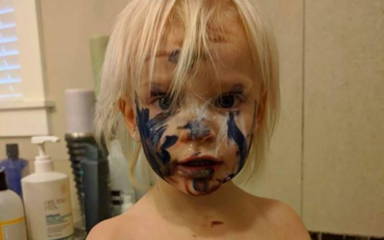 kid makeup