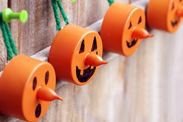 DIY halloweenpumpkins