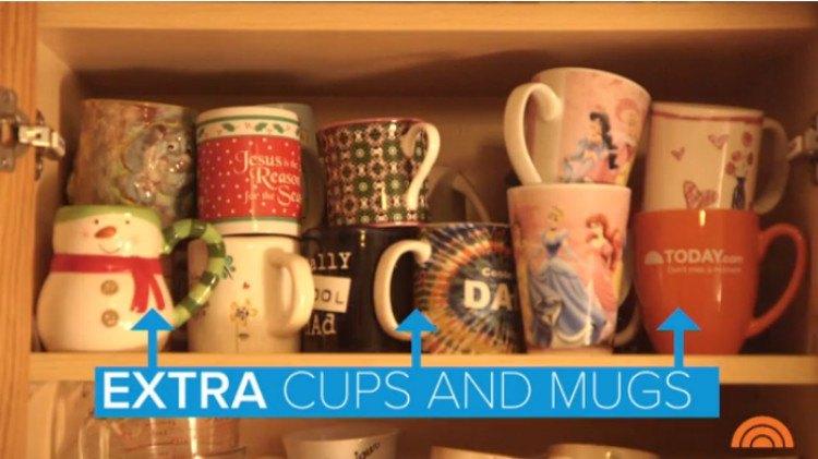 extra mugs