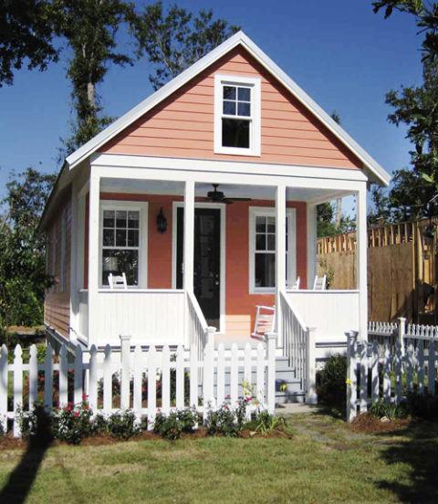 Southern Tiny House