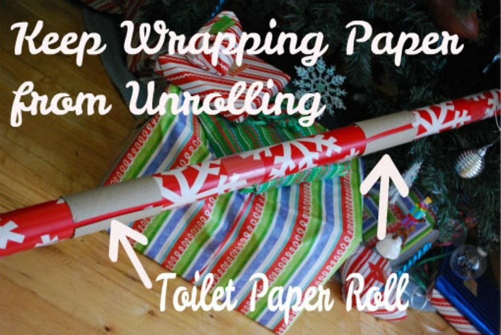Protect Wrapping Paper